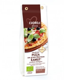 PREPARATO PIZZA DI KAMUT BIO 400 G CD